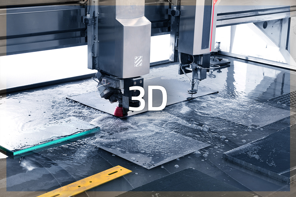 Intesa Produkte 3D
